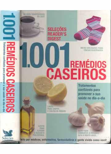 1.001 Remédios Caseiros