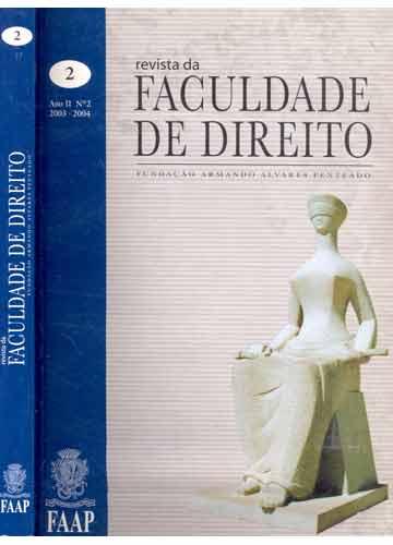 Revista da Faculdade de Direito - Ano 2 - Volume 2