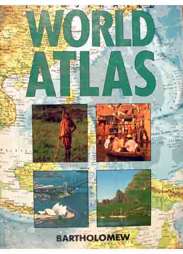 Illustrated World Atlas