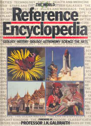 The World Reference Encyclopedia