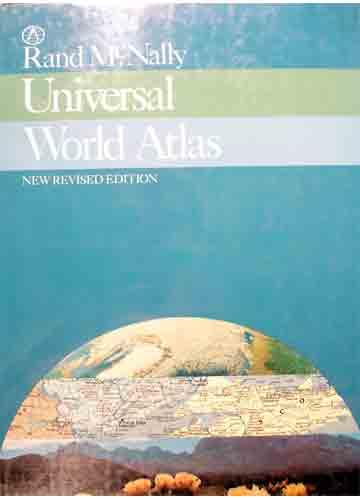 Rand McNally Universal World Atlas