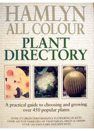 Hamlyn All Colour Plant Directory