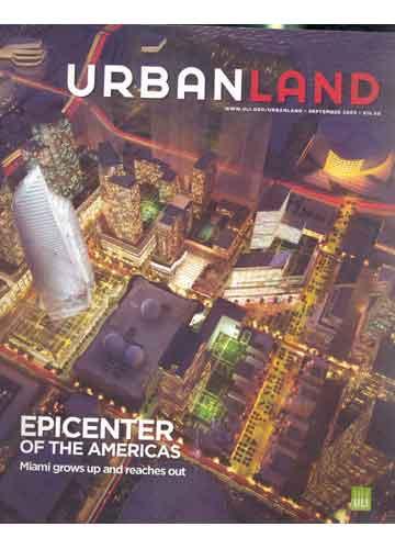 Urbanland - 2008 - N°.9