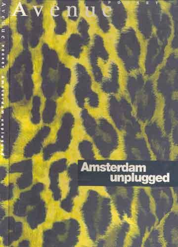 Avenue - Amsterdam Inside Out - Com Revista