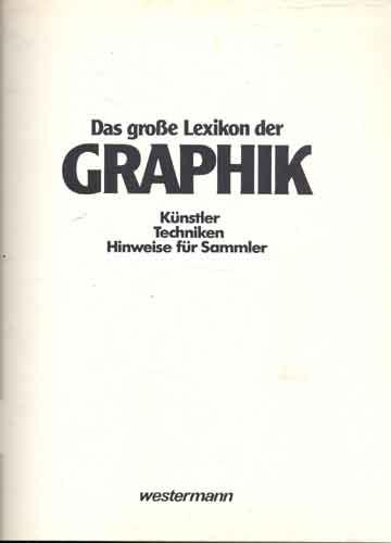 Das Grobe Lexikon der Graphik