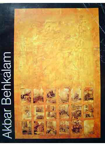 Staatliche Kunsthalle Berlin - Akbar Behkalam