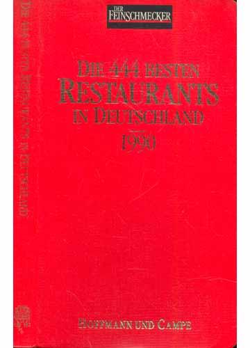 Die 444 Besten Restaurants in Deutschland - 1990