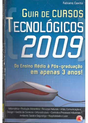 Guia de Cursos Tecnológicos 2009