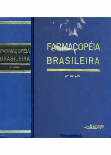 Farmacopédia Brasileira