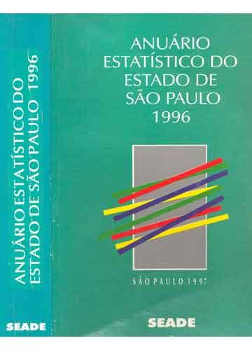Anuário Estátistico do Estado de São Paulo 1996