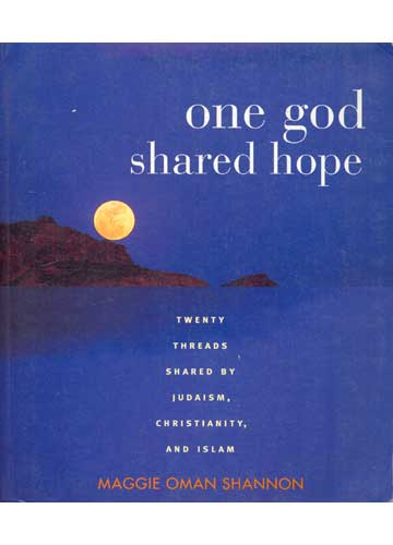 One God Shared Hope