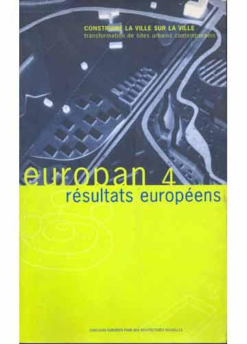 Europan 4 - Résultats Européens