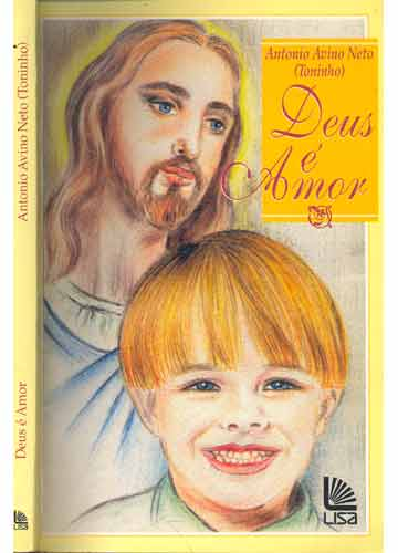 Deus é Amor - Com Dedicatória do Autor