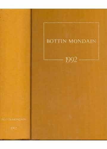 Bottin Mondain 1992