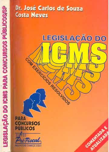 Legislação do ICMS Para Concursos Públicos