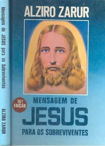 Mensagem de Jesus Para os Sobreviventes