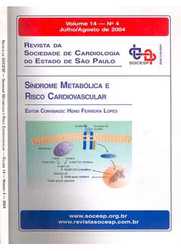 Revista da Sociedade de Cardiologia do Estado de Sao Paulo Volume 14 - Nº 4