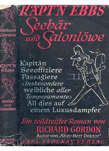 Kapt'n Ebbs - Seebär und Salonlöwe