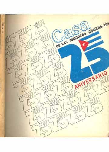 Casa de las Americas - Numero 141
