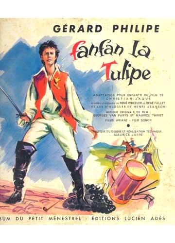 Fanfan la Tulipe - Con Vinil