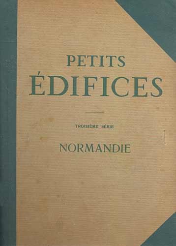 Petits Édifices - Normandie - Livro em Pranchas