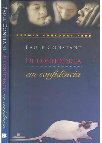 De Confidência em Confidência