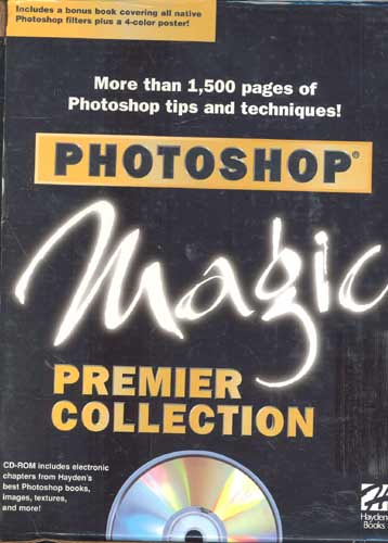 Photoshop - Magic Premier Collection - 6 Volumes - Sem CDs