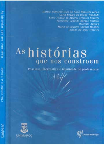As Histórias que nos Constroem