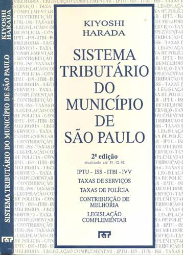 Sistema Tributário do Município de São Paulo