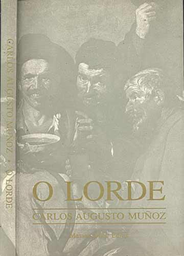 O Lorde - Com Dedicatória do Autor