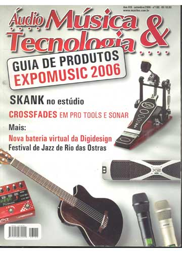 Áudio Música & Tecnologia - 2006 - N°.180