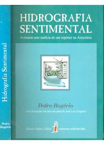 Hidrografia Sentimental - Com Dedicatória do Autor