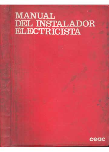 Manual del Instalador Electricista