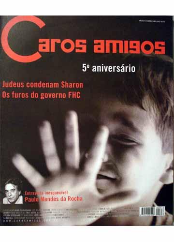 Caros Amigos - Ano 2002 - N°.61 - 5º Aniversário