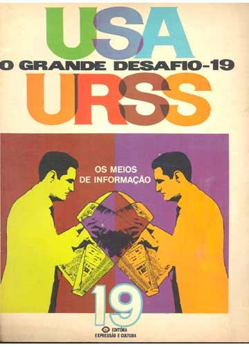 O Grande Desafio - Nº. 19 - USA URSS