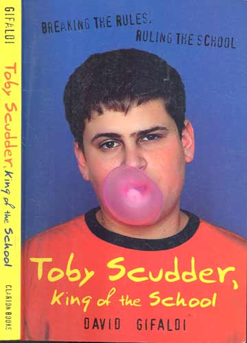 Toby Scudder King of the school