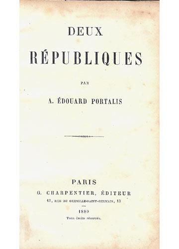 Deux Républiques