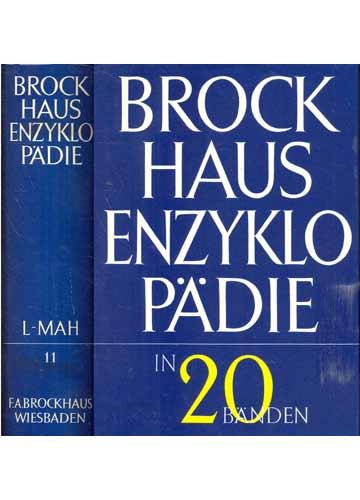 Brock Haus Enzyklopädie - Volume 11 - L-MAH