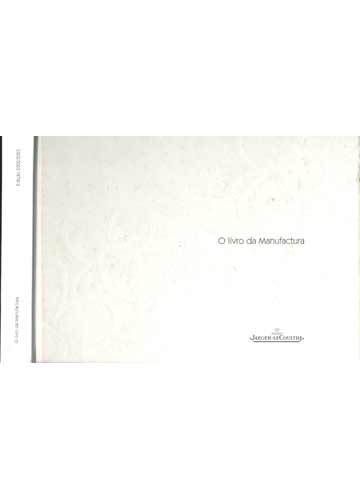 O Livro da Manufactura