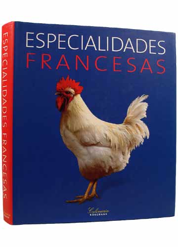 livro especialidades francesas sebo do messias