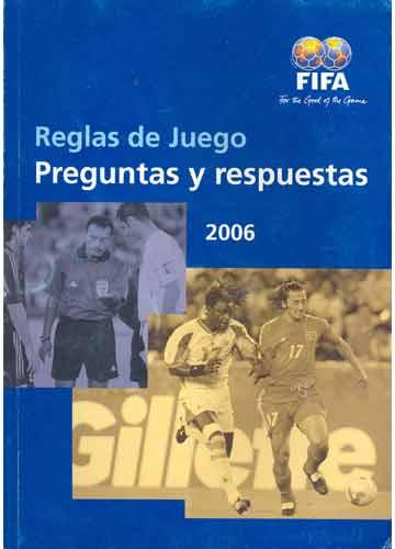 Reglas de Juego 2006