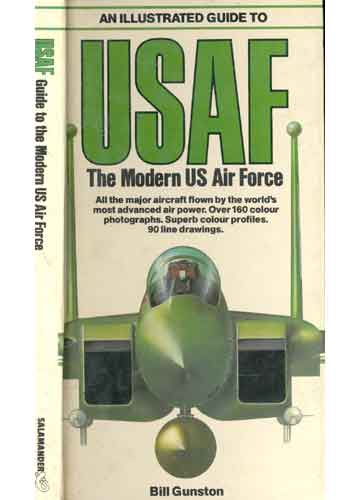 Usaf - The Modern Us Air Force