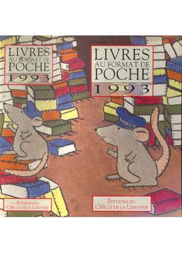 Livres Au Format de Poche 1993