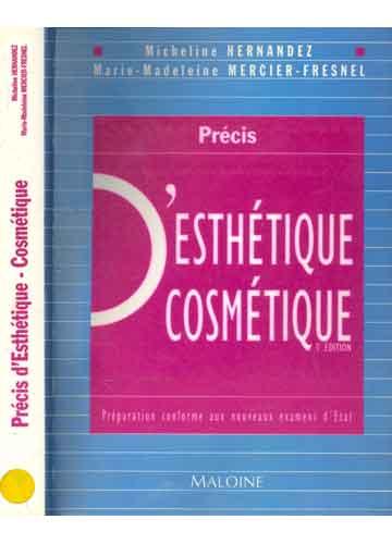 Précis d'Esthétique Cosmétique