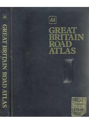 Great Britain Road Atlas