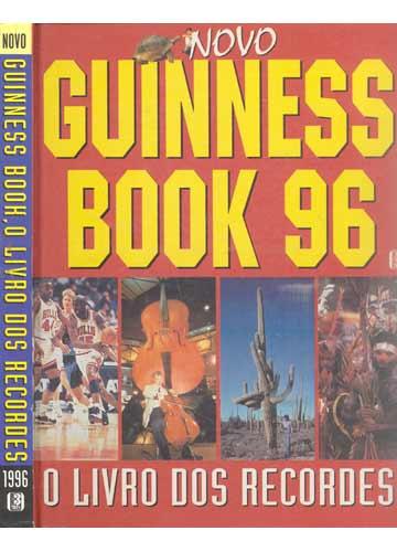 nOVO Guinness Book - O Livro dos Recordes