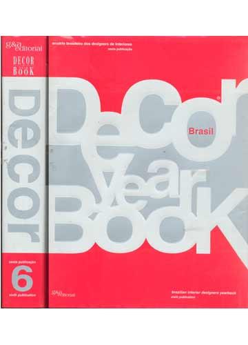 Decor Year Book Brasil - Volume 6