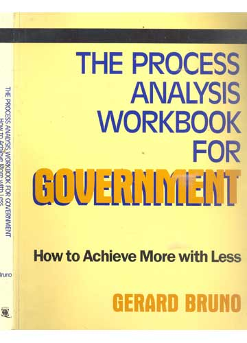 The Process Analysis Workbook for Government