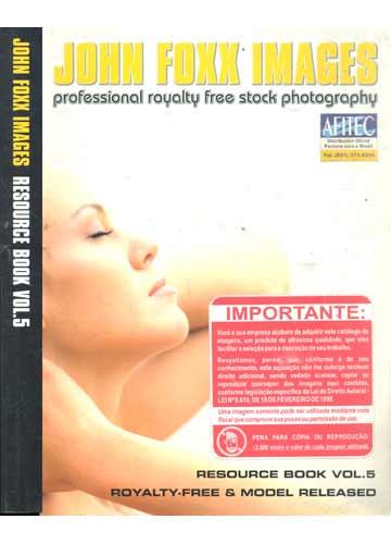 John Foxx Images - Resource Book Vol. 5