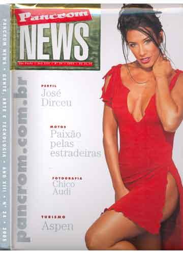 Pancrom News - Gente Arte e Tecnologia - Ano XIII - Nº 24 - 2005